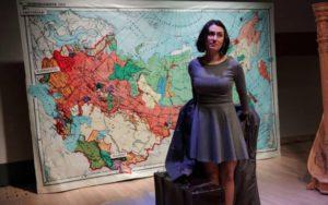 Ekaterina Levental – 'De weg'