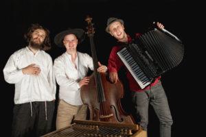 Mojše Band – Luftmenschn