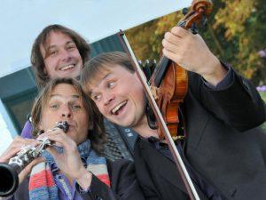 Sahand & Trio C tot de Derde