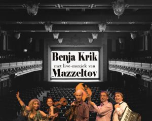 Mazzeltov & Rolinha Kross – Filmtheaterconcert 'Benja Krik'