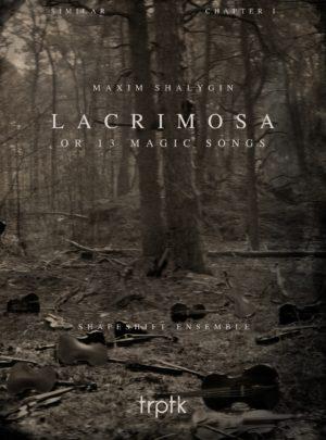 CD-presentatie 'Lacrimosa'