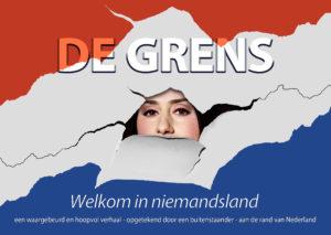 Ekaterina Levental, 'De Grens' (muziektheatervoorstelling)